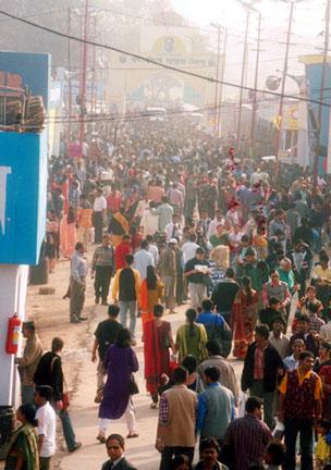 2008 Kolkata Book Fair. KOLKATA is acknowledged as the cultural capital of